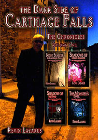 The Dark Side of Carthage Falls - The Chronicles